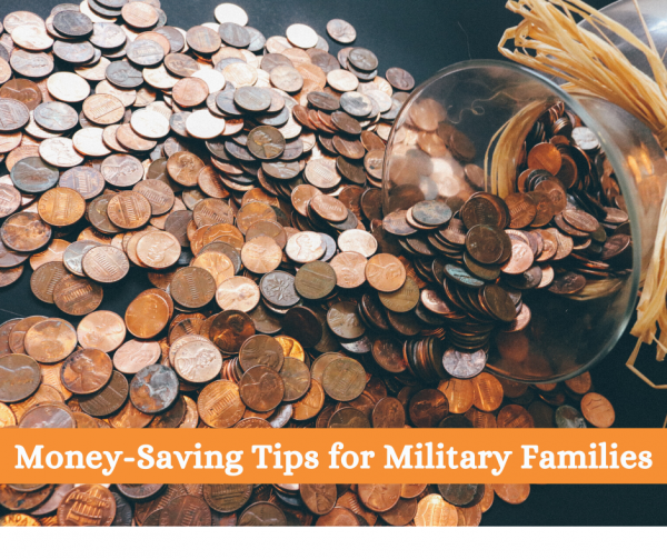 Money Savings Tips for Military Families